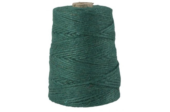 Jutegarn grøn 150 m
