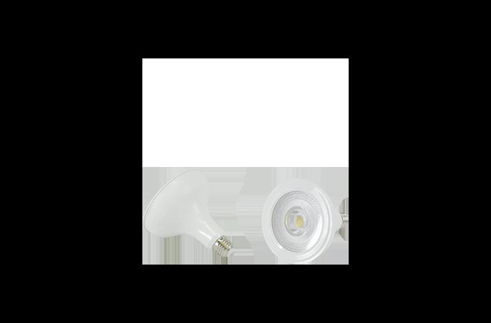 Plantelys LED-pære 18W